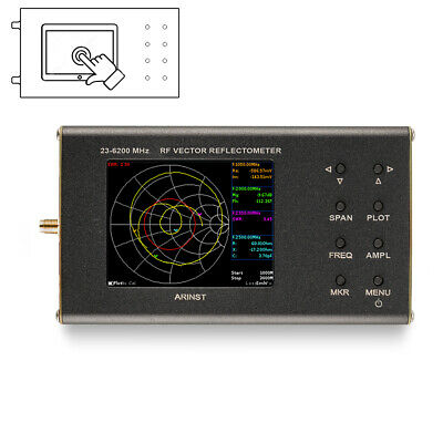 ANRITSU MS46122A COMPACT Vector Network Analyzer - 1 MHz to 8 GHz