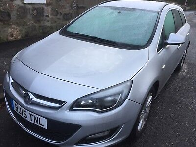 Vauxhall Astra 1.6 Diesel SRI Estate 2015