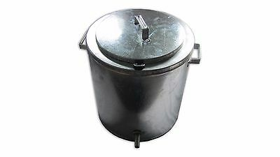 Wax Refinery Steam 12 Liters Stainless Steel Beekeeping Melter Extractor