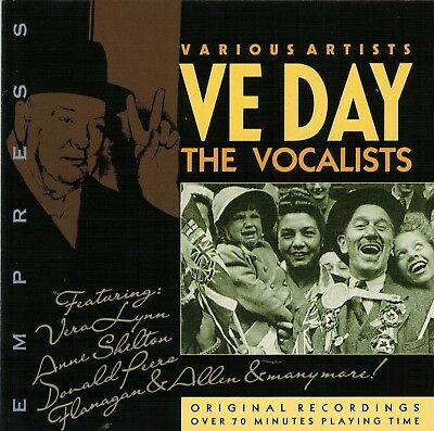 Various Artists - VE Day The Vocalists (CD)