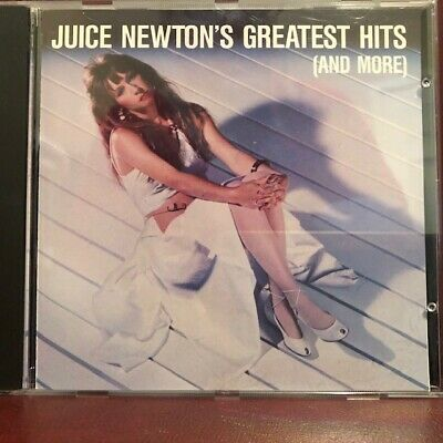 """Juice Newton """"Juice Newton's Greatest Hits (And More)"""" [CD, Jul-1996, Capitol}"""