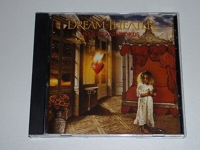 DREAM THEATER - IMAGES AND WORDS (Album CD)