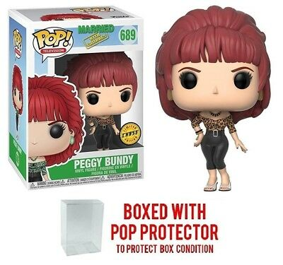 Funko POP Married With Children #689 Peggy Bundy Chase Vinyl NEW + Box Protector
