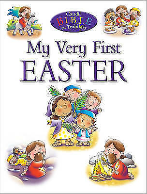 My Very First Easter (Candle Bible for Toddlers), New Books