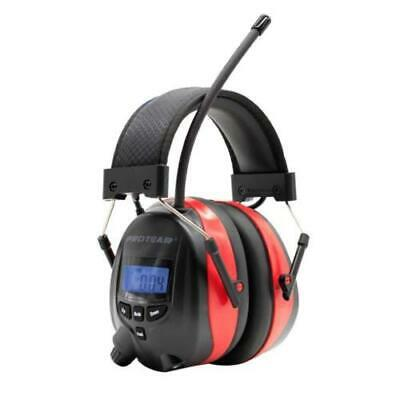 *NEW* Rechargeable Ear Defenders with Bluetooth and FM/AM Radio Protear Noise