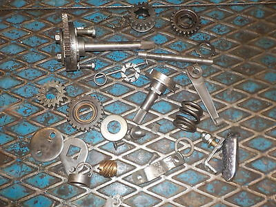 Lot N°1 Pieces Moto Ancienne Peugeot Terrot Motobecane......