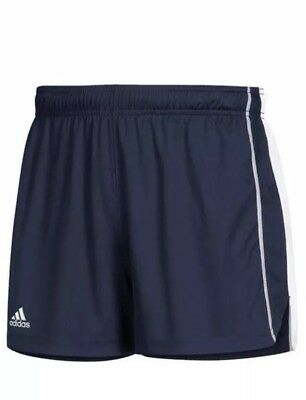 11188ff493e Adidas Men s Utility Climacool Running Navy Shorts Sz. Small NEW 719PA