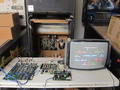 William's Stargate arcade game board set repair service