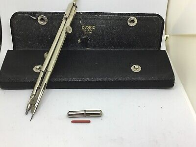 Vintage Doric K & E Co 9004 Germany Drafting Tool Protractor