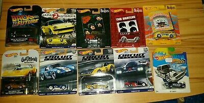 hot wheels konvolut ovp sammlung retro entertainment car culture
