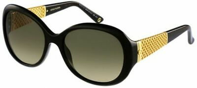 f4fabbdcc3 NEW GUCCI SUNGLASSES GG 3693 s Black Gold Plated 2XTED Authentic New ...