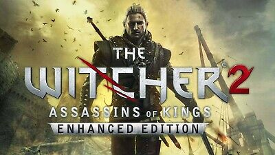 The Witcher 2 Assassins of Kings Enhanced Edition (GOG Download Activation Key)