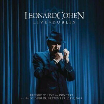 Live In Dublin DVD NEW