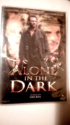 Película Dvd Año 2006 - Alone In The Dark