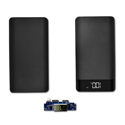 Backup External Battery Dual USB Power Bank Pack Charger for Cell Phone