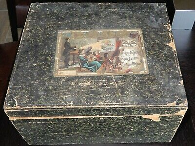 Vintage Box for Lanterna Magica (like old projector) - Germany