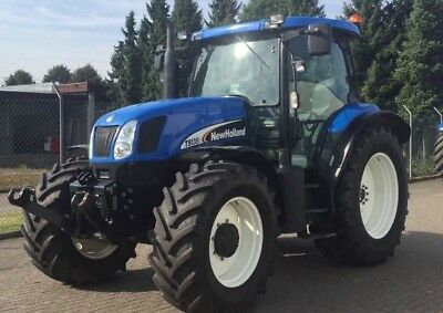 NEW HOLLAND T6010 T6020 T6030 T6040 T6050 T6060 T6070 Service Manual on