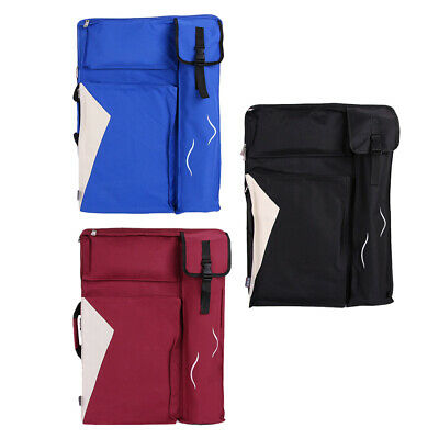 Artist Portfolio Case Bag Backpack For Drawing Painting Sketching Tools