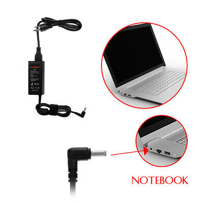 45W 19.5V 2.31A Laptop AC Adapter Power Supply Cable Cord Charger For HP Stream