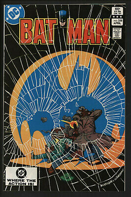 Batman 358. First Appearance Killer Croc. Very Glossy With White Pages