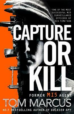 Capture or Kill (Matt Logan), Marcus, Tom, Used; Good Book