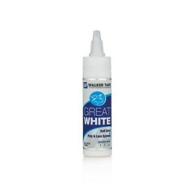 Walker Tape Great White colla per protesi e impianti capillari 1.4oz 41,4ml