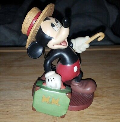Walt Disney Classics Collection Mr Mouse Takes A Trip Travelers Tail Ltd Edition