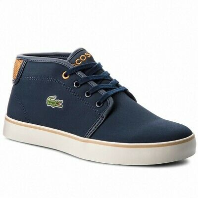 c7f35d695 The Original Kids Lacoste Ampthill 318 Junior Casual Trainers Shoes Fashion