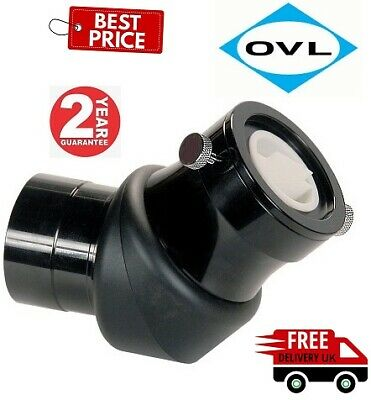 OVL 45 Degree 2 Inch Erecting Prism 20248 (UK Stock)