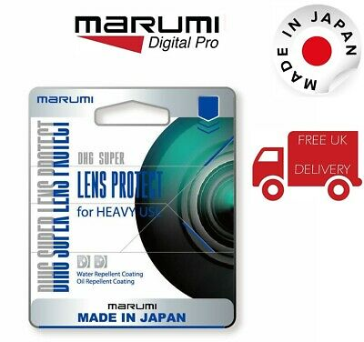 Marumi 46mm DHG Lens Protect Clear Filter DHG46LPRO