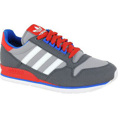 adidas Originals ZX 500 Junior's Youth  Classic Trainers Sneakers Grey New