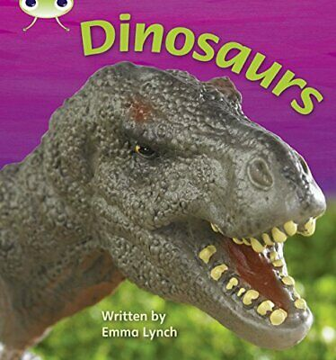 Dinosaurs: Bug Club Phonics Bug Non-fiction Set 26 Dinosaurs Non-Fiction Set 26,