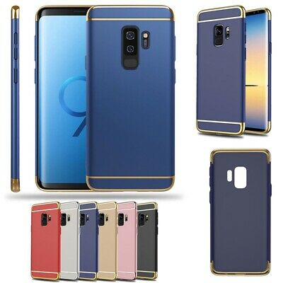 Hybird Shockproof TPU Rubber Case Cover For Samsung Galaxy S9 S8 Plus S7 Edge