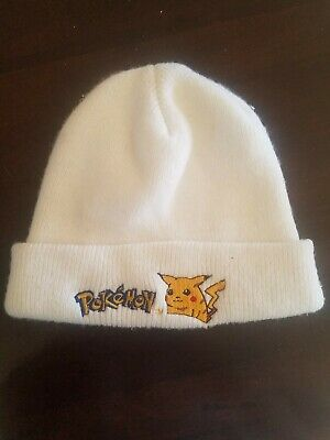 0d6c33234ed POKEMON PIKACHU UNISEX Beanie Winter Ski Cap Knitted Warm Baggy ...