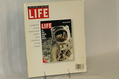 Commemorative Edition of Life's 1969 To the Moon and Back