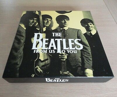 Beatles From us to you 10 CD Box
