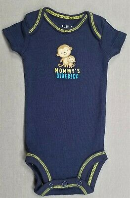 8d902175e Nwot Child Of Mine By Carter's Preemie Mommy's Side Kick Bodysuit--Charming