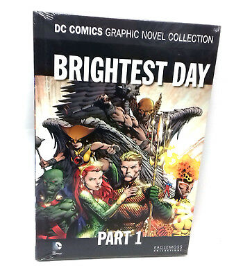 DC Comics BRIGHTEST DAY 1 Oversized Special HC Graphic Novel, Batman , Lantern