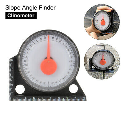 Clinometer Slope Angle Finder Slope Magnetic Inclinometer Level Meter BI1279