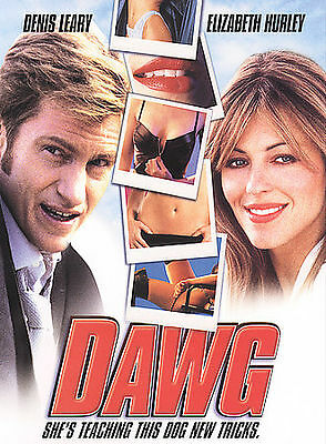 Brand New Dvd Dawg Denis Leary Elizabeth Hurley Factory Sealed Fast Fre Shipping