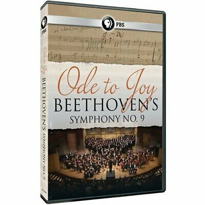 Ode To Joy: Beethoven`s Sym...-Ode To Joy: Beethoven`s Symphony No. 9 Dvd New