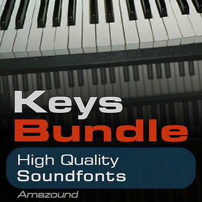 SOUNDFONTS COLLECTION HIGH Quality Samples Sf2 Files Best Value