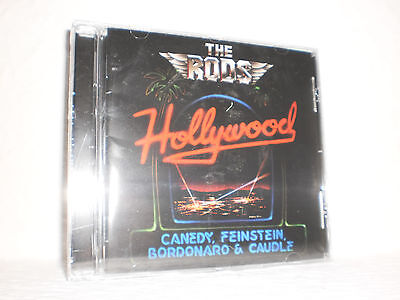 "CD THE RODS: ""Hollywood"" 1987/2015 Remastered Feinstein Canedy Dio Metal"