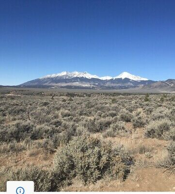 5.2 acres of raw land in Colorado, bid on your down