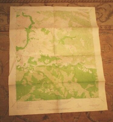 1959 USGS Topographical Map, SAN MARCOS PASS, CALIFORNIA