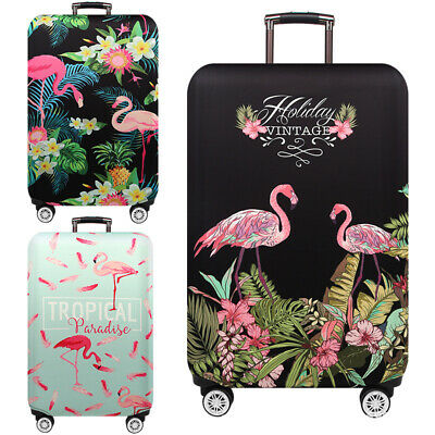 Travel Luggage Cover Protective Suitcases Elastic Dustproof Cover For 18-32 Inch