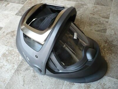 3M Speedglas 9100 FX Helmet w/ HeadBand, NO ADF Filter, Hornell, Speedglass