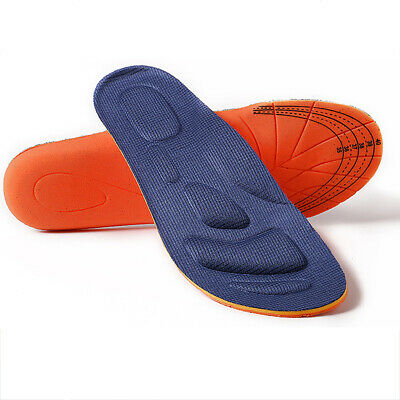 Orthotic Arch Support Insoles For Plantar Fasciitis Fallen Arches Flat Feet