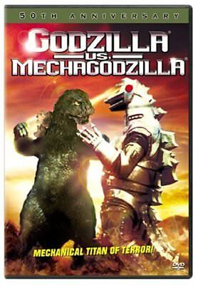 Godzilla Vs. Mechagodzilla (DVD, 2004)  NEW & SEALED *