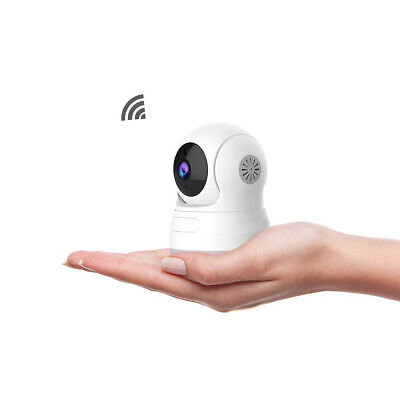 WiFi Camera 720P Wireless IP Security Camera for Home with Night Vision Room